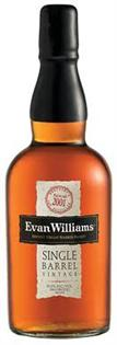 Evan Williams Bourbon Single Barrel...